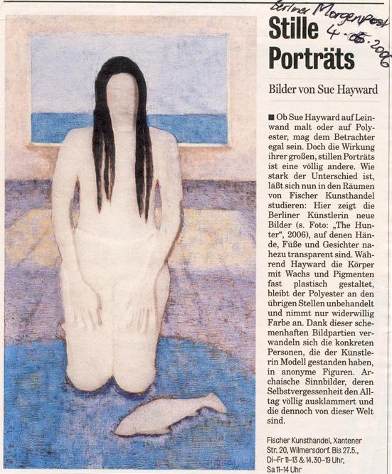 Berliner Morgenpost 04.05.2006