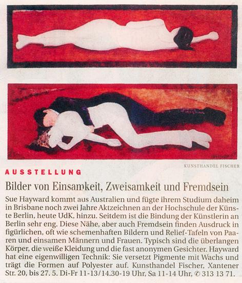 Berliner Zeitung 25.04.2007